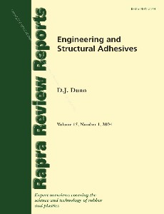 Engineering and Structural Adhesives (Rapra Review Reports)