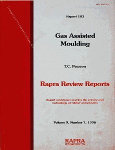 Gas Assisted Moulding (Rapra Review Reports 103)