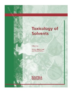 Toxicology of Solvents