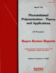 Photoinitiated Polymerisation-Theory and Applications