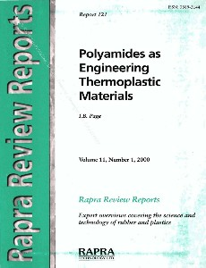 Polyamides as Engineering Thermoplastic Materials
