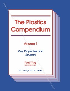 The Plastics Compendium, Volume 1