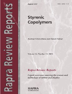 Styrenic Copolymers (Rapra Review Reports 155), Volume 13, Number 11, 2002